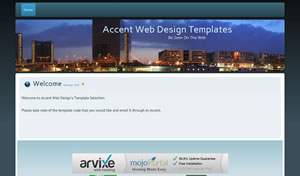 Design Template 7