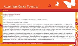 Design Template 6